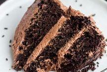 CHOCOLATE Cake/Poundcake / by Tiffany Scarvie