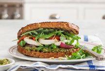 Food - Sandwich/Burger / by Tiffany Scarvie