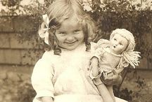 What a Doll / dolls, doll, vintage dolls, vintage photos, old photos, children with dolls, old pictures, antique dolls, me and my doll, old photography, childhood, dolly / by Spirit Healer