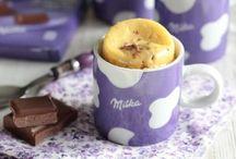 Mugs cakes light ou pas