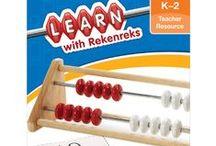 Reke-mended Rekenreks / Resources to helping to use Rekenreks