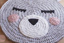 Crochet et tricot et couture