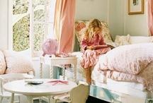 Girls Bedroom Inspiration / by Amanda Ermanis