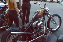 Motorcycle / by Brett Christensen