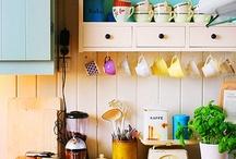 future kitchen / by Simone Becque