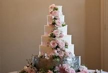 {Wedding} Cakes / Beautiful cakes.