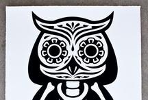 owls / by Shannon Ecke
