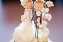 {Wedding} Cake Toppers