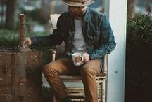 Dope Style / Clothes make the man. / by ACe Callwood
