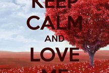♥KEEP CALM♥ / by Tammy Watson