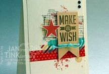 Stampin Up Cards I Love