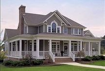 my dream home  / by Erin Cole