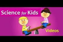 Educational Videos for Kids / http://www.makemegenius.com  Check hundreds of free science videos for kids.These animated videos teach all science lessons up-to secondary grade in interesting & engaging manner. / by Make Megenius
