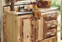 Rustic ✿ڿڰۣ(̆̃̃ Charm. / ✿ڿڰۣ(̆̃̃•Aussiegirl All things with a Rustic Charm, many refer to it as the good old days, but in reality it was just hard work, unlike the energy saving appliances we have today, but they are pleasing on the eye, and do have great conjectural appeal, of life in the Good Old Days!!