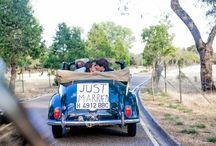 Transporte de boda