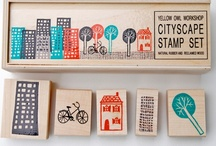 Cards & Stamps / by Shannon Ecke