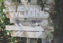 Señales de boda