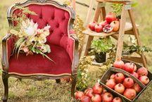 Inspiración para mis bodas ♥