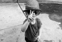 Cool Kids / by NOO Lingerie Paris