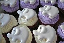 Lavender & Gray Baby Shower / michele sinacore events