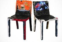意大利家具 / 时尚办公桌椅, 高档家具, 时尚办公桌椅