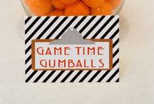 Basketball Party  / Children's basketball themed event inspirations