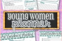 Young Women's / Young Women's activities, lessons, and handouts. / by Stephanie Crawford