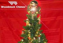 Trim a Tree! / Imagine your Christmas tree all decked out with sparkling gems, magical windchimes and whimsical angels. Express yourself! / by Woodstock Chimes