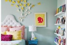 Girls Room Makeover / Decor Ideas for an Almost  Tween Girl's Room