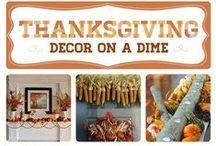 Happy Turkey Day / Thanksgiving