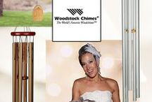Musical Wedding Gifts / Woodstock Chimes make memorable wedding gifts, and just like true love, they last and last! / by Woodstock Chimes