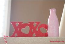 Valentine's Day Ideas / Recipes, DIY and Decor for Valentine's Day