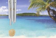Endless Summer / The shore, the birds, the song of the summer wind. Woodstock Chimes strike just the right notes and bring you the sounds of summer all year long. / by Woodstock Chimes