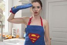 Gadżety Superman / Zobacz gadżety superman, które możesz kupić w Thrill Mill
