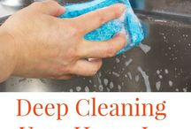 Cleaning / by Shannon Ecke