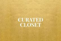 Curated Closet / A curated closet of my favorite of-the-moment clothes, accessories, shoes, and more!