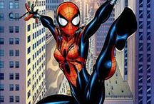"Marvel: Spider-Girl / The daughter of Peter Parker, the original Spider-Man, May ""Mayday"" Parker continues her father's legacy as the Spider-Girl of Earth-982 (MC2 Universe)."