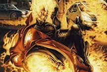Marvel: Ghost Rider III / Alejandra temporarily replaced Johnny Blaze as the host of Zarathos and was later imbued with a fraction of Zarathos' power when the Spirit of Vengeance returned to Johnny Blaze