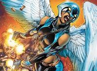 DC: Hawkgirl III / In the New 52 relaunch, Kendra Munoz-Saunders alias Hawkgirl appears on Earth-2.