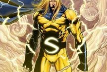 Marvel: Sentry / Robert Reynolds became the Sentry, one of the first and mightiest superheroes after ingesting an experimental super-soldier formula. He is trapped in a constant battle with his dark side known as the Void.