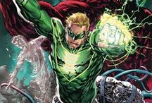 DC: Green Lantern II / He has been introduced as an iconic gay character in DC's new reboot, The New 52.