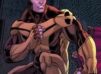 Marvel: Beast (Past) / This is the version of Beast that was sent from the past to the present by the adult Beast, along with the original five X-Men.