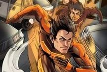 "Marvel: Velocidad / Gabriel is one of the ""Five Lights"", the five new mutants that have emerged since the Decimation, and is also the second to be activated by Hope. He is currently enrolled at the Jean Grey School for Higher Learning."