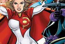 DC: Power Girl II / The alternate version of Supergirl from Earth-2, Kara Zor-L is more mature and experienced than her Earth-0 counterpart. The best friend of Batman's Earth-2 daughter, Huntress, she operates as one of her Earth's greatest heroes.