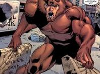 Marvel: Grizzly