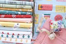 Fabrics / Stoffe / Quilting and sewing fabric love / Schöne Patchwork Stoffe  *** ellis & higgs - Patchwork, Quilting & Sewing: Patterns, DIY Tutorials, Ideas, Tips & Tricks / Patchwork Anleitungen, DIY Tutorials, Ideen, Tipps und Tricks ***