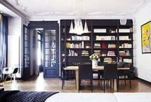 Interiors I Like / interiors, furniture, ideas / by Jamie Aucoin