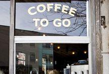 Cafe / by Jenny Vorwaller