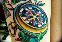 Tattoos / by Jamie Aucoin