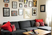 apartment. / inspiration for my 1st apartment / by mkk